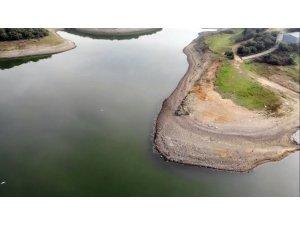 İstanbul barajları artık kuyu suyu ile dolu