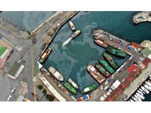 Marmara Denizinde çevre kirliliği