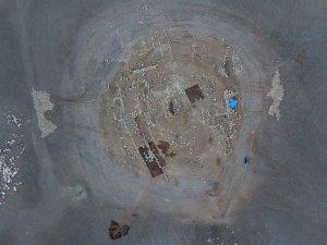 Suların çekilince ortaya çıkmıştı: 12 bin yıllık olduğu belirlendi