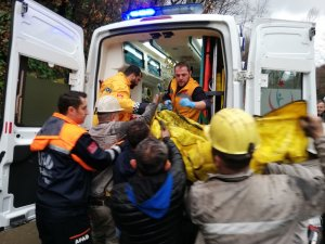 2 kişinin öldüğü maden faciasında 4 gözaltı