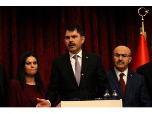 Bakan Kurum Adana'daki tahribatı açıkladı, konut müjdesi verdi