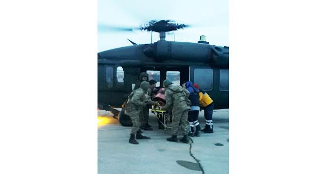 Jandarma hayat kurtardı