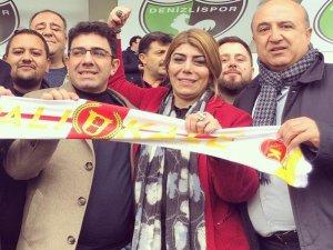 """Kayserispor Başkanı Berna Gözbaşı: """"Pes etmedik, asla etmeyeceğiz"""""""