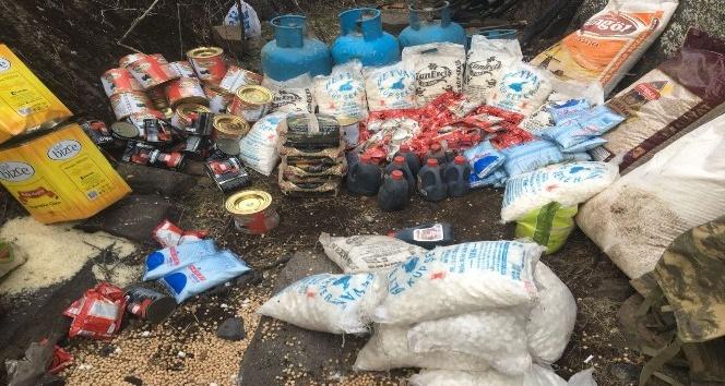 Doğubayazıt'ta Pkk'ya Ağrı Darbe Vuruldu