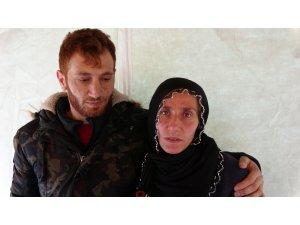 Depremde 4 çocuğunu kaybeden anne, yurtta kalan çocuklarını istiyor