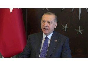 Cumhurbaşkanı Erdoğan, Katar Emiri Temim bin Hamed Al Sani ile telefonda görüştü