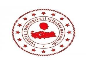 """İçişleri Bakanlığı: """"Tunceli'de Turuncu Liste'de aranan terörist etkisiz hale getirildi"""""""