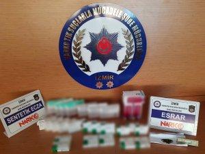 İzmir merkezli 3 ilde uyuşturucu operasyonu: 12 gözaltı