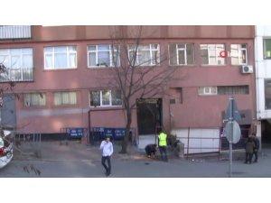 Şişli'de 4 bina boşaltıldı