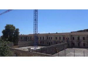 Sinop Tarihi Cezaevi ve Müzesi'ne 3,3 milyon euroluk restorasyon