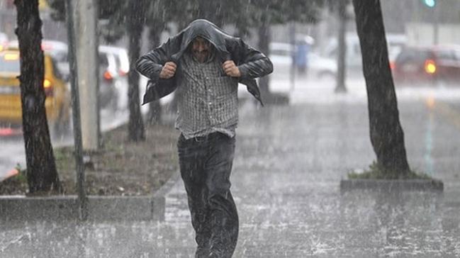 Meteoroloji Uyardı!  Ağrı'da Sağanak Yağış Bekleniyor