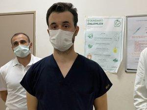 Sakarya'da sağlık çalışanına tekme, tokat ve makaslı saldırı
