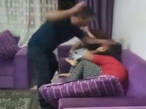 Çocuklarına şiddet uygulayan baba tutuklandı