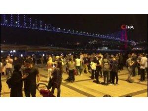 Ortaköy'de korona virüs kuralları unutuldu
