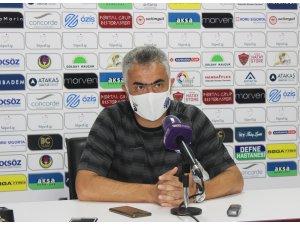 """Mehmet Altıparmak: """"Son toplarda iyi olsaydık farklı kazanırdık"""""""