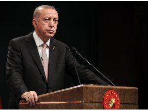 """Cumhurbaşkanı Erdoğan: """"Libyalıların refahı için her türlü desteği sürdürmeye hazırız"""""""
