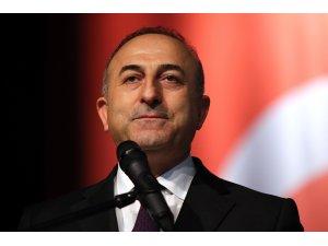 """Bakan Çavuşoğlu: """"Doğu Akdeniz'de biz müttefikler arasında bir kazanın olmasını istemeyiz"""""""