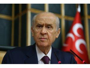 """Bahçeli'den TTB tepkisi: """"Bu nedenle Türk Tabipleri Birliği kapatılsın diyorum"""""""