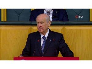 MHP Genel Başkanı Bahçeli'den TTB tepkisi