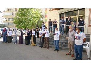 Evlat nöbeti tutan ailelerden HDP'ye 6-8 Ekim tepkisi