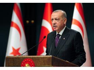 """Cumhurbaşkanı Erdoğan: """"Türkiye bu adaletsizliğe izin vermeyecek"""""""