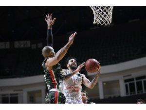 Erkekler Basketbol EuroCup: UNICS Kazan: 89 - Bahçeşehir Koleji: 88