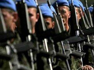 Lübnan'a asker gönderilmesine ilişkin Cumhurbaşkanlığı tezkeresi kabul edildi