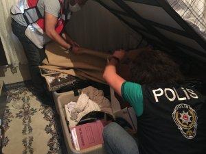 İstanbul'da MLKP terör örgütü operasyonu düzenlendi