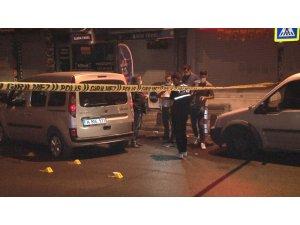 Kağıthane'de silahlı saldırı: 1 ölü, 1 yaralı