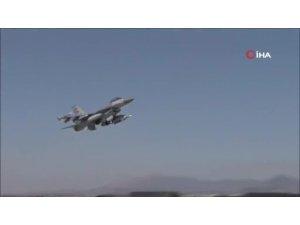 Kuzey Irak'ta 5 PKK'lı hava harekatıyla etkisiz hale getirildi