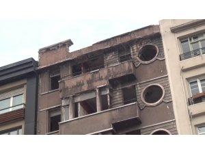 Taksim Meydanı'nda büyük tehlike