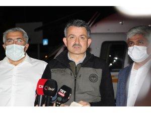 """Tarım ve Orman Bakanı Pakdemirli: """"Hatay yangını kontrol altına alındı"""""""