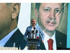 """Adalet Bakanı Gül: """"Türkiye'de hiç kimseye ikinci sınıf vatandaş muamelesi yapılamaz"""""""