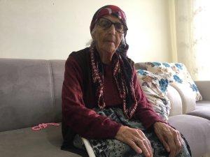 95 yaşında korona virüsü yenmeyi başardı