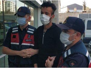 HTŞ'den 1 yabancı uyruklu daha tutuklandı