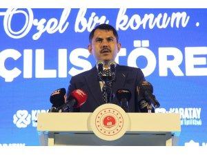Bakan Kurum açıkladı: Türkiye Çevre Ajansı kuruluyor