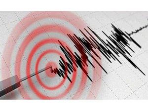 Van'da 3.7 büyüklüğünde deprem
