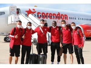 Sivasspor Villarreal maçı için İspanya'da
