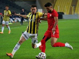 Ziraat Türkiye Kupası: Fenerbahçe: 0 - Sivas Belediyespor: 0 (Maç devam ediyor)