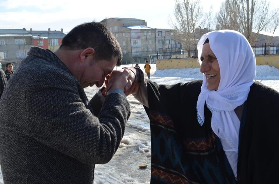 Diyadin'de Salih Yaşar'dan Kadınlar Günü Etkinliği