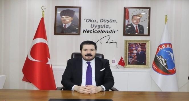 """Başkan Sayan: """"Cumhurbaşkanımızın yokluğunda Kürtler çok büyük acılar çekecektir"""""""