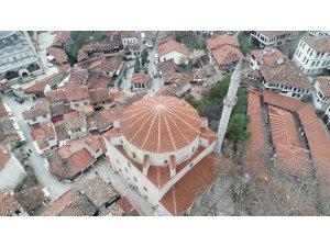 358 yıllık tarihi caminin restorasyonu tamamlandı