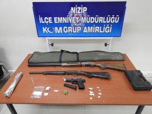 Nizip'te uyuşturucu operasyonu: 10 gözaltı