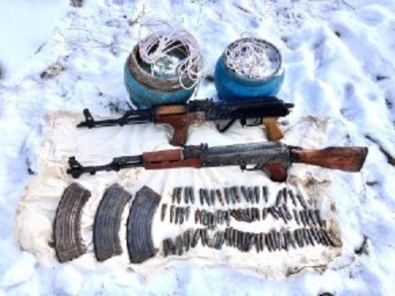 Ağrı'da PKK'nın kış üslenmesine bir darbe daha vuruldu