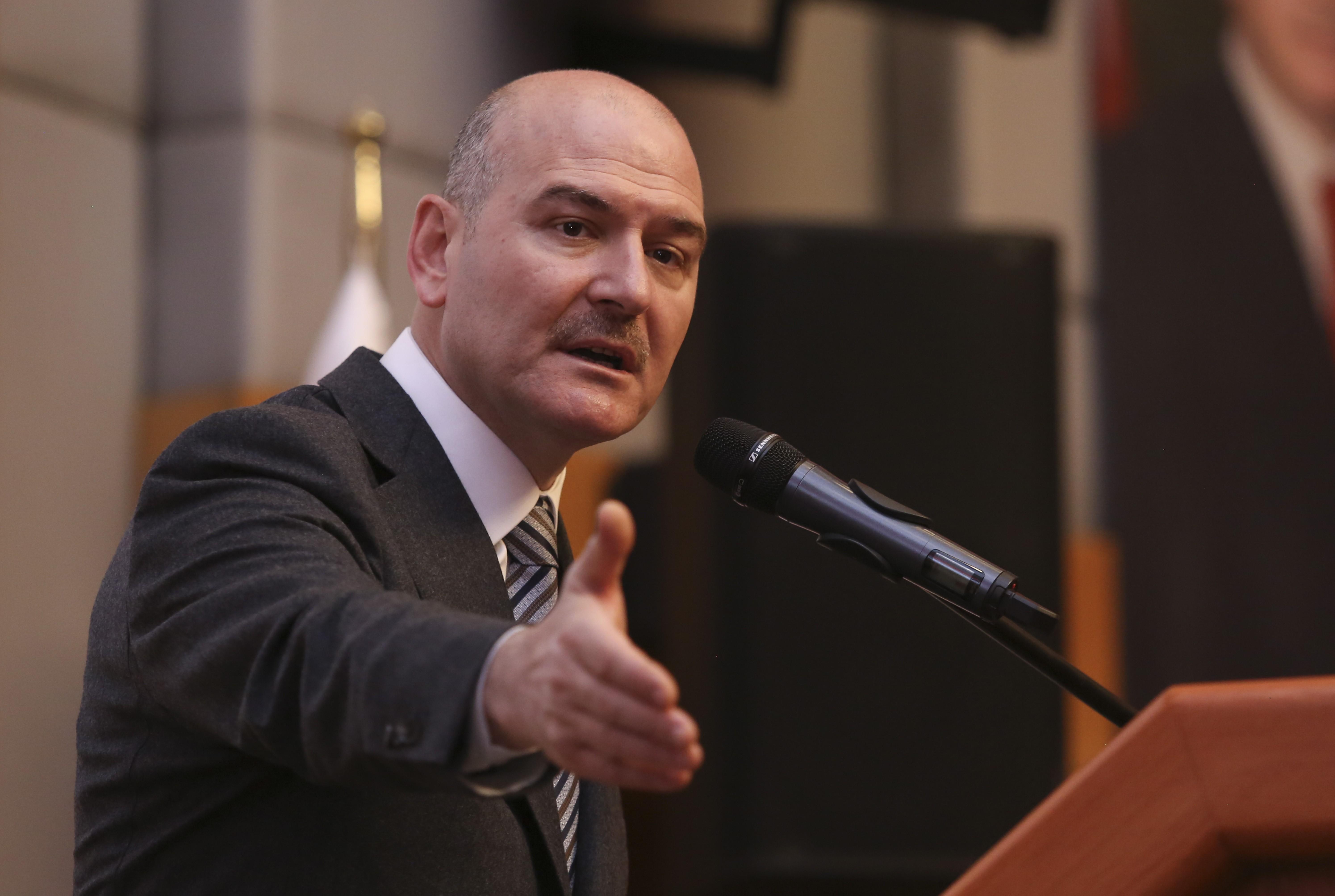 Bakan Soylu, Gara'ya giden kişinin HDP Ağrı milletvekili Dirayet Dilan Taşdemir olduğunu açıkladı