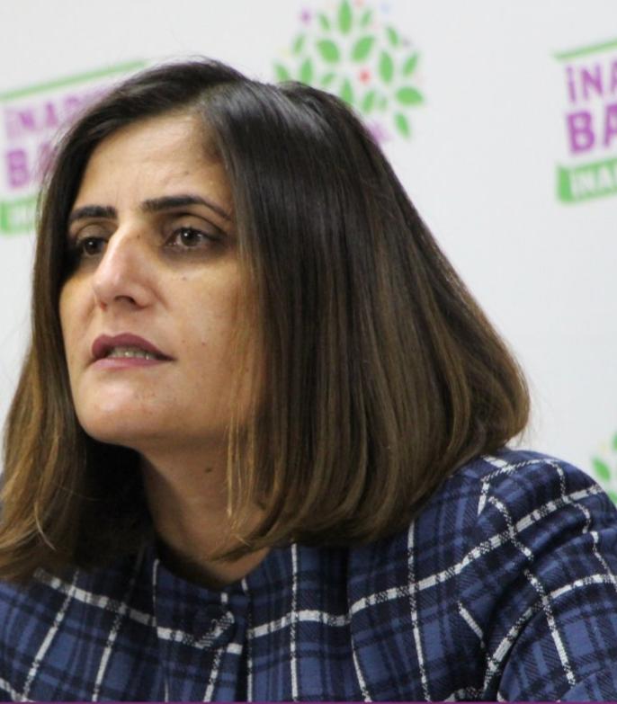 HDP Ağrı Milletvekili Dirayet Dilan Taşdemir hakkında soruşturma başlatıldı