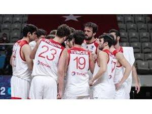 A Milli Erkek Basketbol Takımı, eleme maçlarını galibiyetle tamamladı