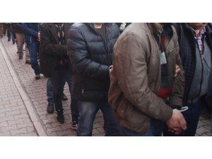 Samsun merkezli suç örgütüne şafak operasyonu: 57 gözaltı