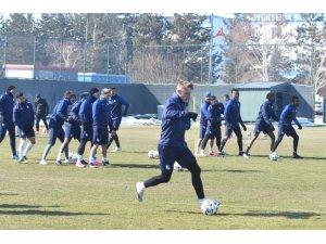 BB Erzurumspor Galatasaray maç hazırlıklarını tamamladı