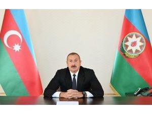 """Aliyev: """"Türk firmaları 10 milyar doları aşan projelerde yer aldı"""""""